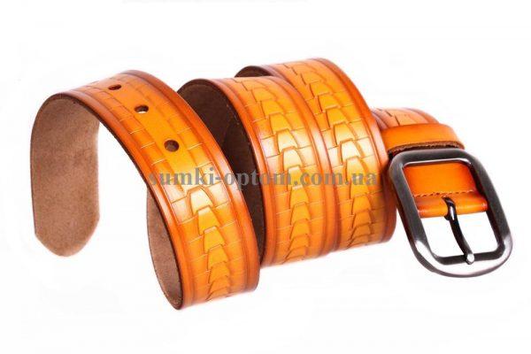 Мужской кожаный ремень 305330