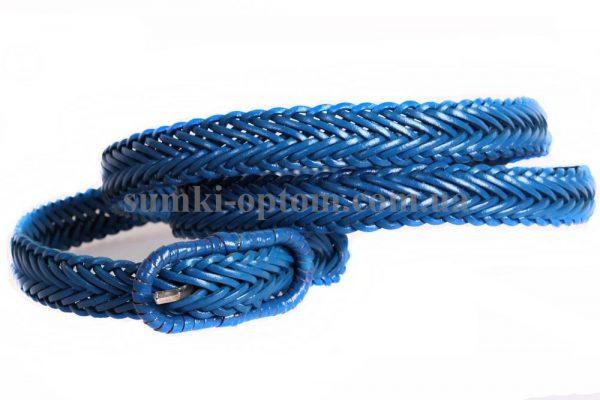 женский плетеный ремень 306753