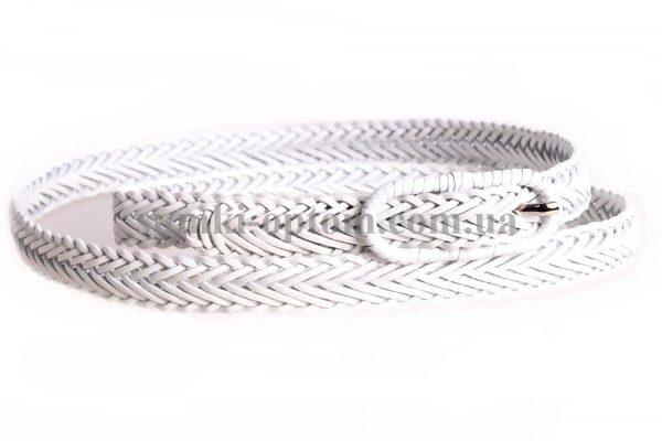 Женский плетеный ремень 306811