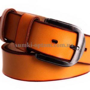 Мужской кожаный ремень 307405