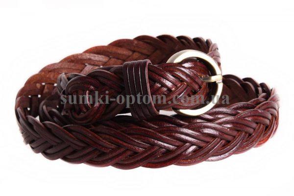 Женский плетеный ремень 307908