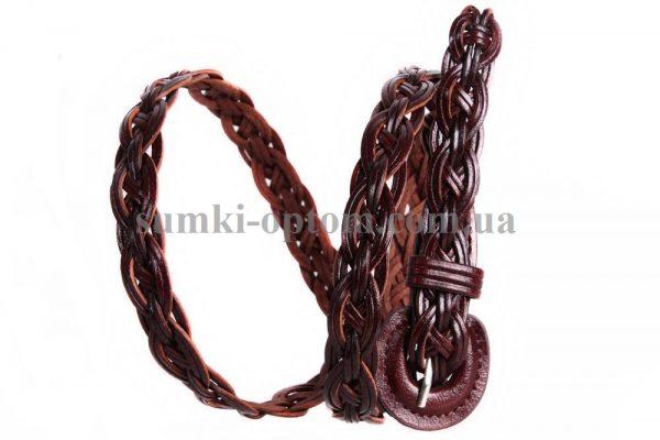 Женский плетеный ремень 307920