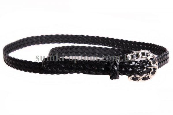 Женский плетеный ремень 307979