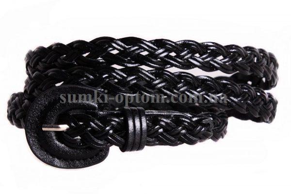 Женский плетеный ремень 308012