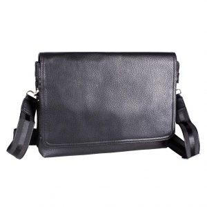 Кожаная сумка КТ3445 1