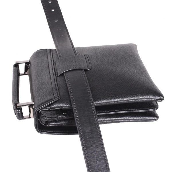 Кожаная сумка КТ2852
