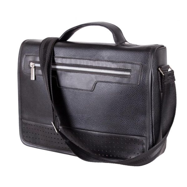 Кожаная сумка КТ3733